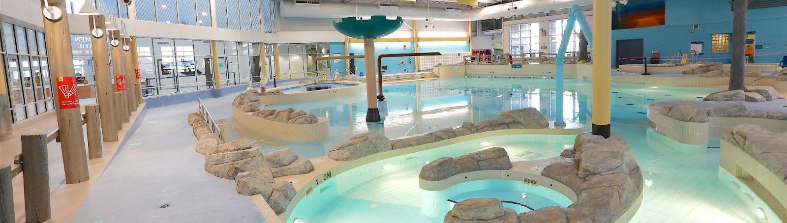 pool at the Family Leisure Centre